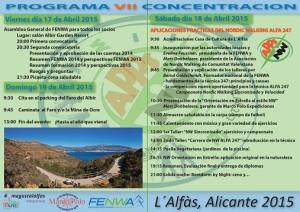 VII CONCENTACION FOLLETO INTERIOR