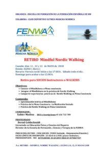 Retiro Mindfull Nordic Walking