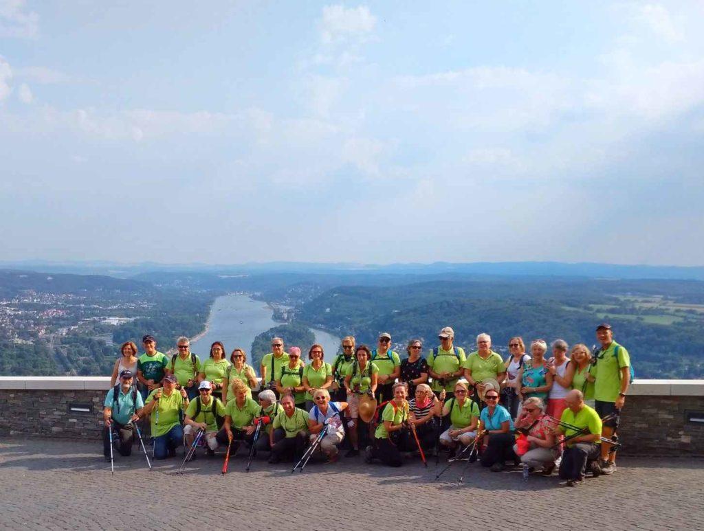 Viaje de Nordic Walking Westerwald