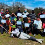 Curso de instructor Nordic Walking Boadilla del Monte